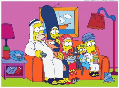 Simpson telesaila: Shakespeare eta Bibliaren ordezkoa?