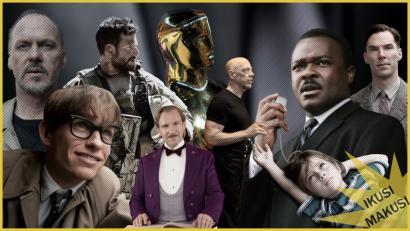 Oscar sariak 2015: Kiniela hirukoitza martxan!