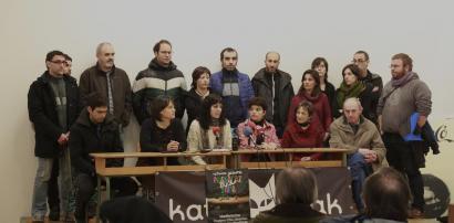 Nafarroako euskalgintzak dei egin du larunbatean Donostian euskararen aurkako erasoak salatzera
