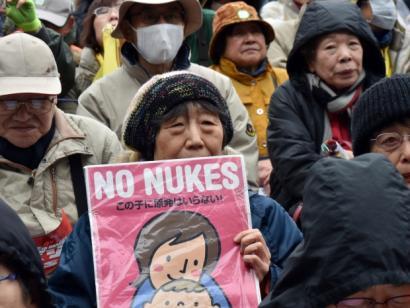 Fukushima: ahaztea da berriz gertatu dakigun bide seguruena