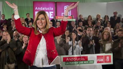 Andaluzia: PSOE+PP= denak antzera jarraitzen du