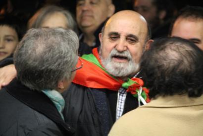Pablo Gorostiaga aske geratu da <Br> zortzi urteren ondoren