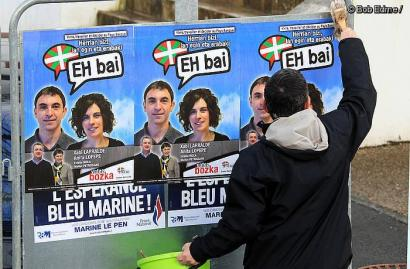 Euskal Herria Bai growth highlights role of stateless nations in French departmental election