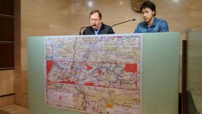 Frackingaren aurkako jarrera agertu dute Arabako 8 udalek, proba sismikoen atarian