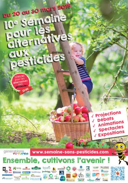 Pestizidarik gabeko alternatiben astea, laborarientzat bezala kaletarrentzat