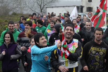 Nojwiynkszo inicjatywa promujonca jynzyk na świecie mo miejsce w Kraju Bask�w: Korrika