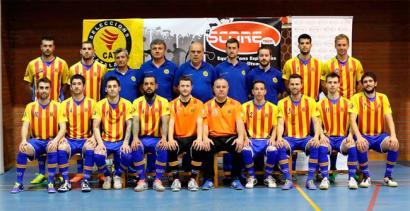 Kataluniako areto futboleko selekzioa Munduko Kopatik kanporatua