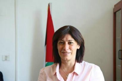 Jalida Jarrar parlamentari palestinarra espetxeratu du Israelek