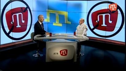 Krimeako tatarerazko telebista lizentziarik gabe utzi du Errusiak