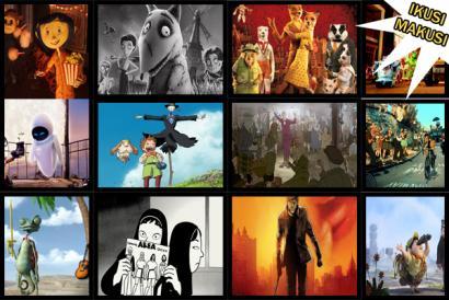 Azken urteetako animaziozko film onenak