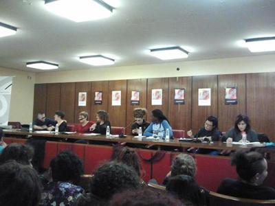 Ainhoa G�emes: Subjektu politiko feminista aldarrikatzetik Euskal Estatu feministara