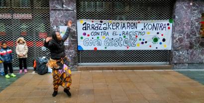 Diskriminaziorik gabeko Gasteiz ikusaraztea lortu dutela ospatuko dute larunbatean