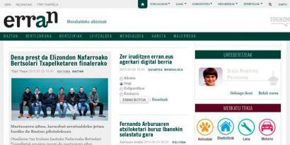 Erran.eus Nafarroako Mendialdeko atari digitala martxan jarri dute