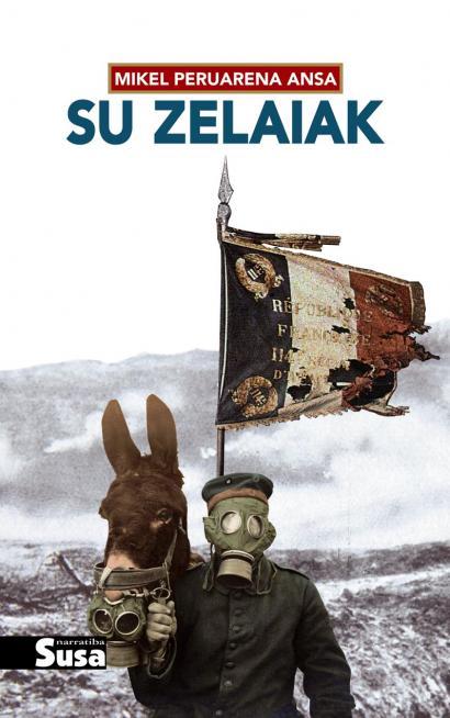 Mikel Peruarenaren 'Su zelaiak' liburuak irabazi du 111 Akademiaren Saria
