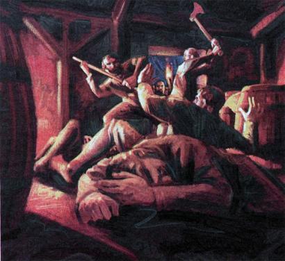 1615eko euskal baleazaleen triskantzaz dokumentala egingo dute