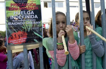 Espainiako Estatuko abokatua, Gasteizko antenen ordenantzaren aurka