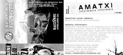 'Amatxi' fanzinea sortu dute Ipar Euskal Herrian