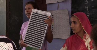 Emakume eta komunitate txiroen ahalduntzea, �Bring the Sun Home� dokumental irabazlean