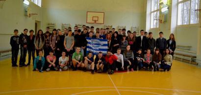 Futbola, elkartasuna eta Donetsk-eko eskola bat