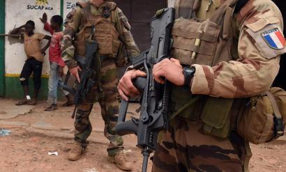 Filtrazioa: Soldadu frantziarrek Afrika Erdiko Errepublikan haurrak bortxatu zituzten