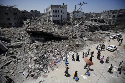 Israelgo soldaduek onartu dute zibil palestinarren aurka eraso indiskriminatuak egin zituztela