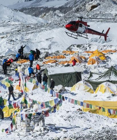 Zergatik itxi beharko lukete Everest? (4 arazo nagusiak)