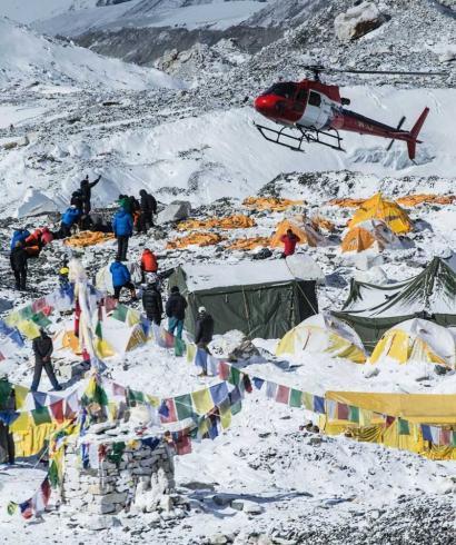 Zergatik itxi beharko lukete Everest?