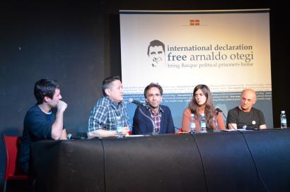 24 euskal kulturgilek 'Free Otegi, Free Them All' kanpainari babesa