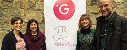 Euskal ikerlari gazteen mapa osatuko dute IkerGazte biltzarrean