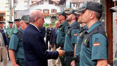 Guardia Zibila Euskal Herritik ez dela