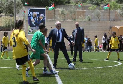 Palestinak Israel salatu du FIFAn: %50aren babesa behar du salaketa zigor bihurtzeko