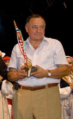 Jose Inazio Beitia euskal folklorearen sustatzailea hil da