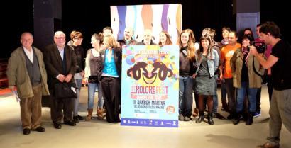 Gora Gasteizek jaurtiko du 11 Kolore Festaren txupinazoa Donostian