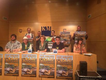 AHTren alferreko xahuketaren aurka manifestazio nazionala larunbatean Donostian