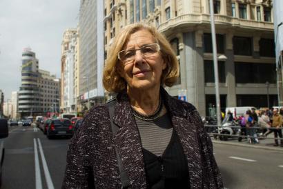 Ahora Madrid eta PSOEk akordioa lortu dute: Manuela Carmena Madrilgo alkate