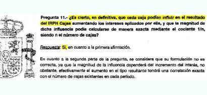 Espainiako Bankuak onartu du IRPH interes-tasarekin bezeroen hipoteka manipulatu zitekeela