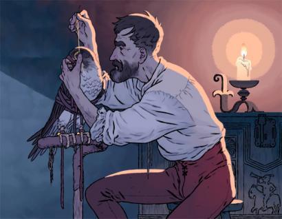 'Josevisky'-ren estreinako komikia AEBetako 'Vertigo' argitaletxearentzat