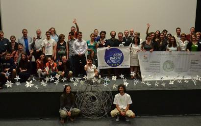 Europako Zero Waste mugimenduak biltzarra burutu du Bulgariako Sofian