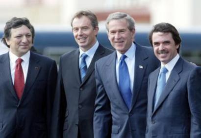 Durao Barroso, beldurrezko ipuin bat