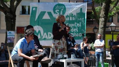 Madrilgo Udal berriak bi otordu emango dizkie pobrezian bizi diren 2.000 gazteri