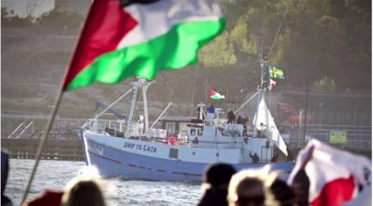 Israelek Gazara zihoan Askatasunaren Ontzidia abordatu du