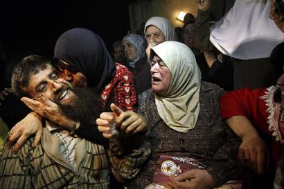 55 egun gose greban zeramatzan preso palestinarra aske utziko dute