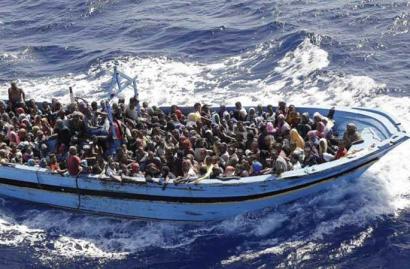 Mediterraneotik Europara iritsitako migratzaileen kopurua %83 igo da