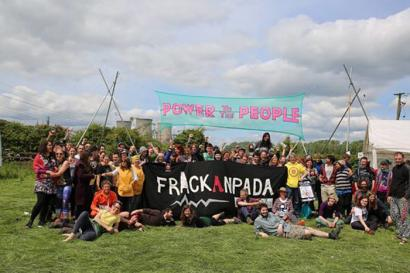 Basque Country action camp to unite European anti-fracking movement