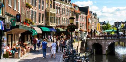 Oinarrizko errenta unibertsala ezarriko dute Herbehereetako Utrecht hirian