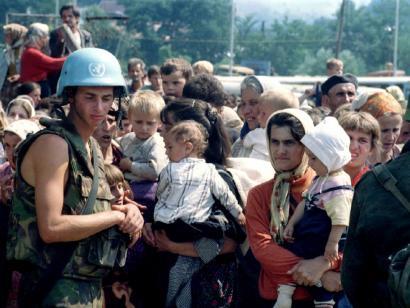 Srebrenica: garaileak eta garaituak