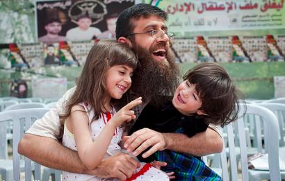 55 eguneko gose grebaren ostean aske utzi dute preso palestinar bat