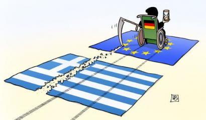 Greziakoa eta gero, nork salbatuko gaitu europarrok gure eliteengandik?