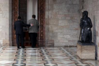 Converg�ncia i Esquerra: prest dago irailaren 27rako zerrenda bateratua