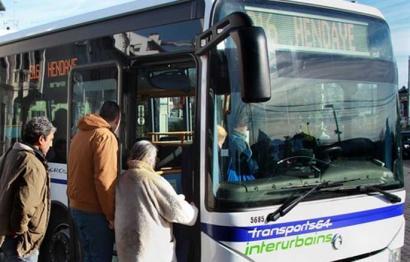 Baiona eta Donostia lotzen dituen Pass Eusk garraio txartela martxan